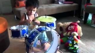 Our Little Drummer Boy #fb