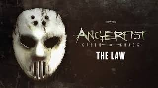 Angerfist - The Law