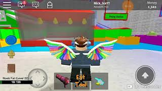 Roblox how to get the rainbow wings of imaginations