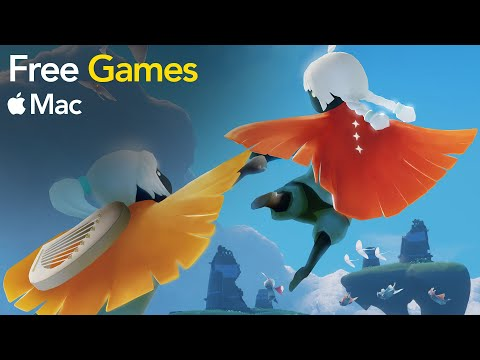 Top 10 Free Mac Games 2019