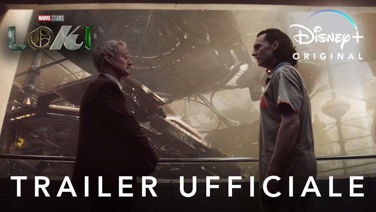 Disney+   Loki   Trailer Ufficiale - In Streaming dall'11 Giugno