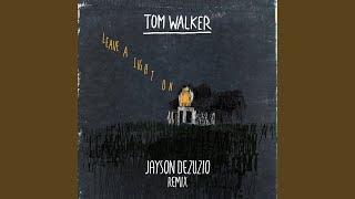 Cover images Leave a Light On (Jayson DeZuzio Remix)