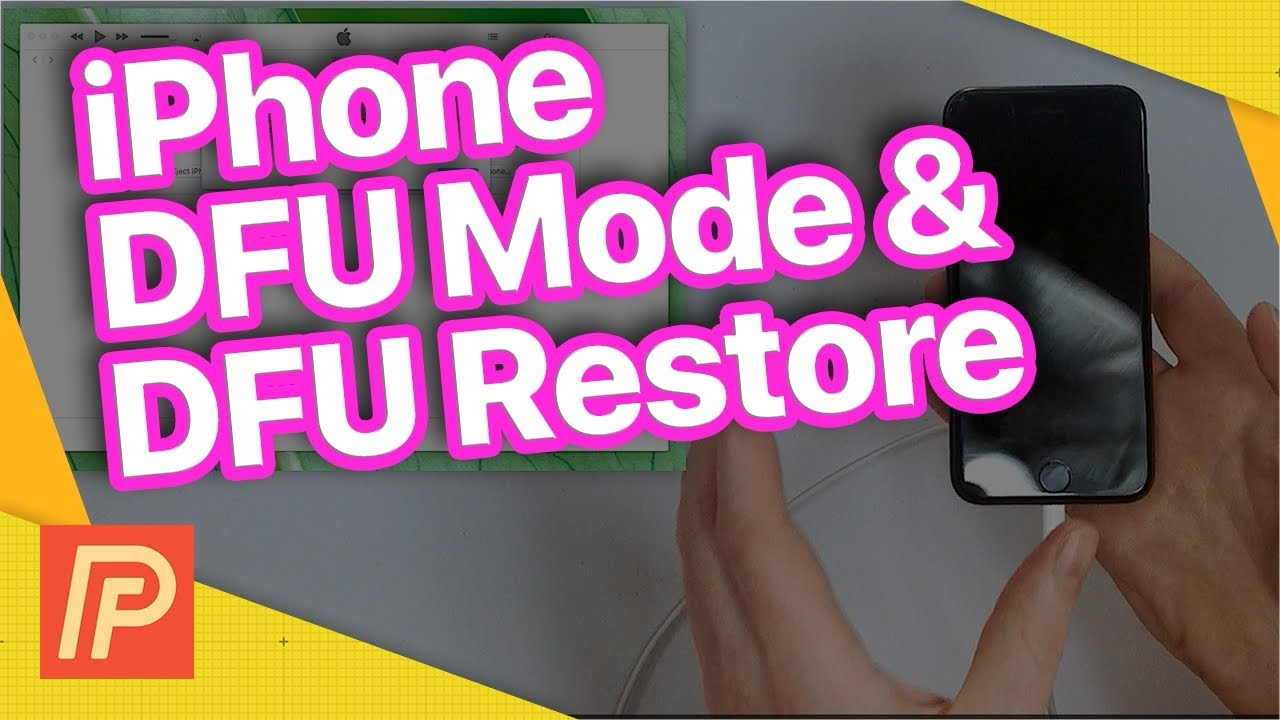 how to put iphone in dfu mode how to put an iphone in dfu mode the apple way 20192