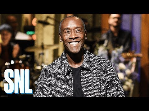 A forgettable Saturday Night Live squanders Don Cheadle, for god's sake