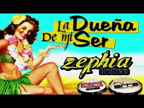 Zephia Brothers - La dueña de mi ser (audio)