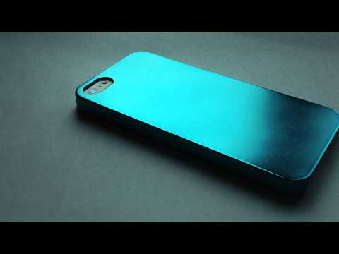 iPhone 5 Plastic anodized case review