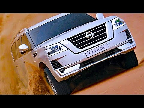 Люксовый внедорожник Nissan Patrol 2020
