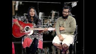 Sayanora Philip and Varkki with Asianet News : Kuttanpillayude Sivarathri Movie