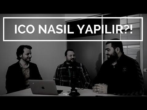 #114 ICO yapmanın maliyeti ve püf noktaları - Ahmet Arslan ile