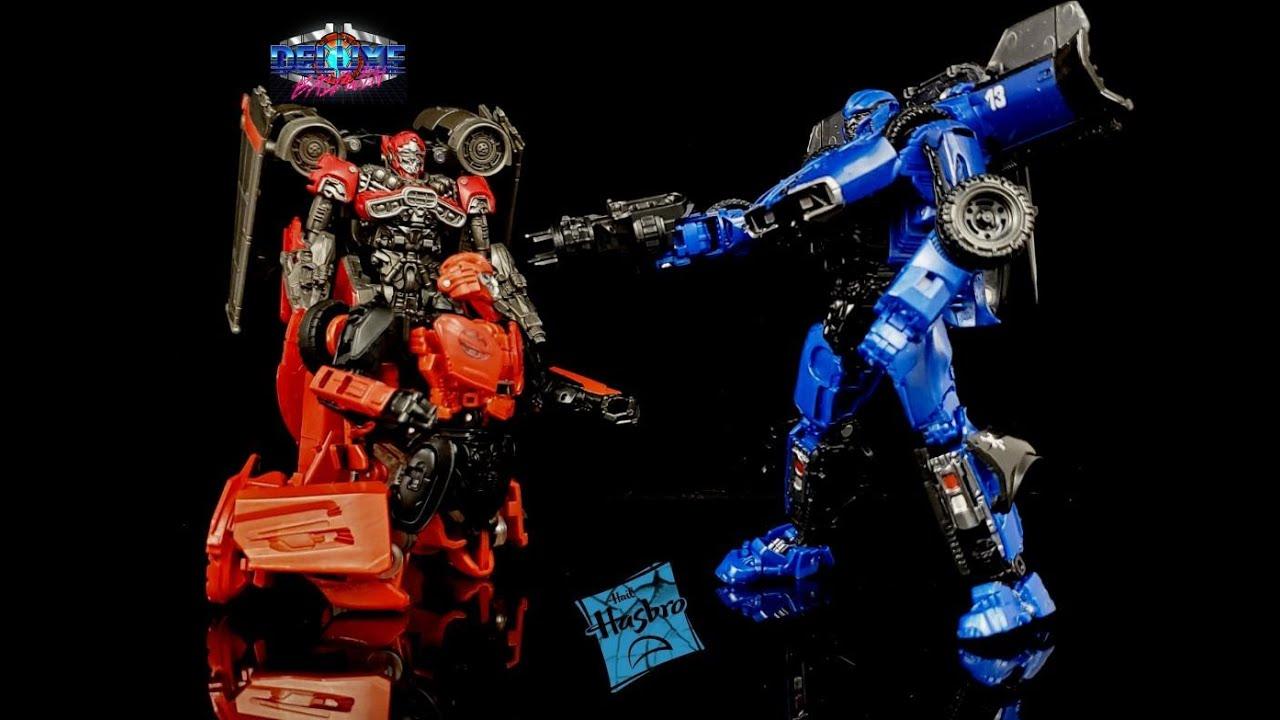 Transformers Studio Series Cliffjumper Review
