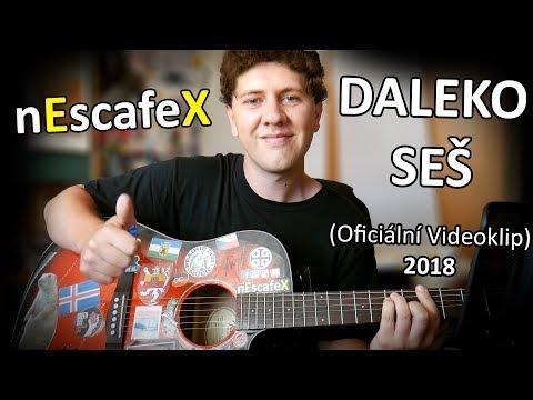 nEscafeX - DALEKO SEŠ [Oficiální Videoklip, Originální Song]