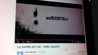 La Semilla Del Mal (2009) Tráiler En Español HD 1080P