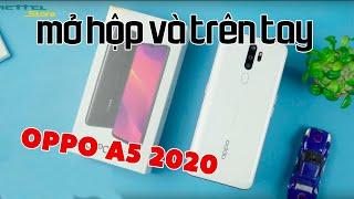 Mở hộp Oppo A5 2020, Smartphone phá giá thị trường!