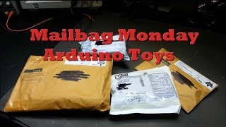 Arduino Attiny 85 Chips & Electronics  Project Parts- Mailbag Monday