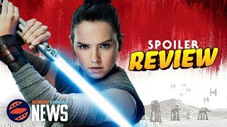 The Last Jedi - Did it work? Star Wars SPOILER REVIEW