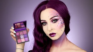 HUDA BEAUTY Precious Stones | AMETHYST Obsessions Palette