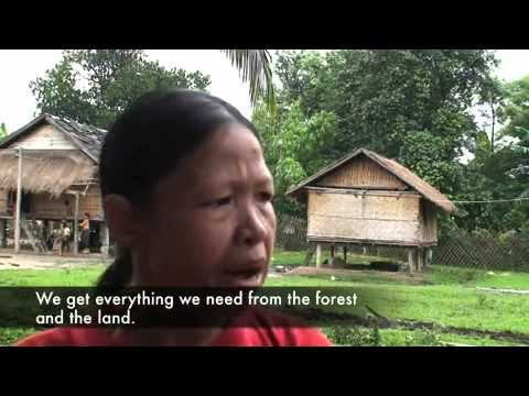 13. Village Voice of Malee, Southern Laos