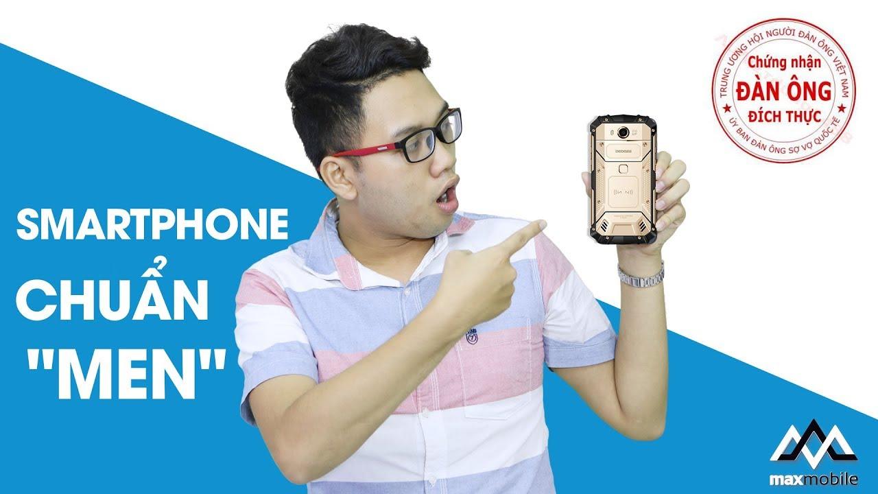 """Smartphone """"chuẩn men"""" nồi đồng cối đá, RAM 6GB, pin 1 tuần, giá 6 triệu"""