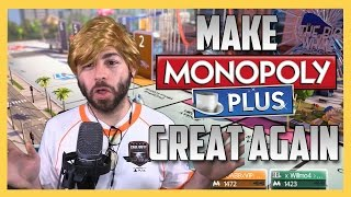 "Make Monopoly Great Again - ""AMERICA FIRST"" Trump Edition (AUDIO FIXED)"