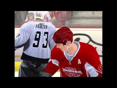NHL 2009 North America Vs Eastern
