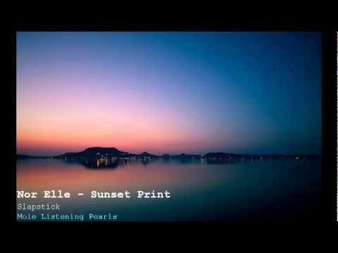 Nor Elle - Sunset Print
