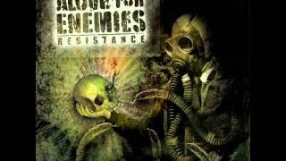 Alove for Enemies - Tread on My Dreams [Lyrics]