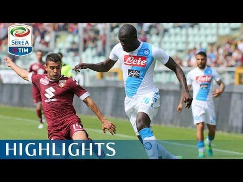 Torino - Napoli  - 0-5 - Highlights - Giornata 36 - Serie A TIM 2016/17