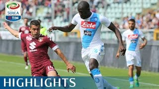 Torino - Napoli  - 0-5 - Highlights - Giornata 36 - Serie A TIM 2016/17 streaming