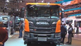 Scania Trucks In India