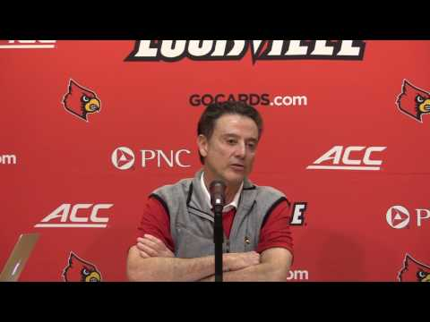 Rick Pitino Previews NCAA Tournament Opening Weekend 3-13-2017