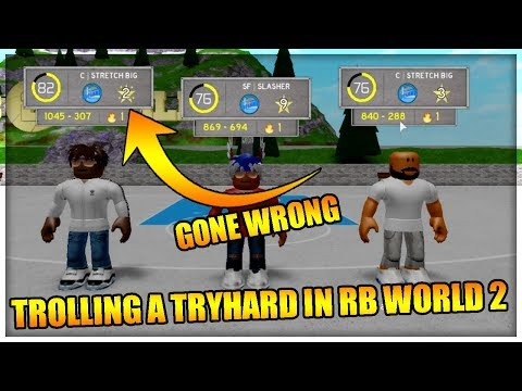 Lagu Video Trolling A Tryhard On Rb World 2 - Gone Wrong - Roblox Gameplay Terbaru