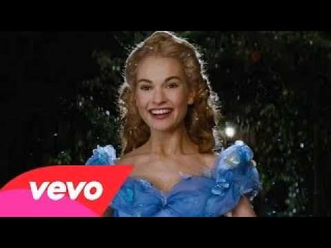 Lily James - A Dream is a Wish Your Heart Makes (from ...