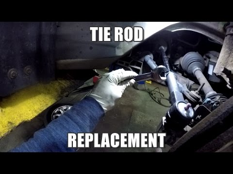 How to Replace Inner & Outer Tie Rod 2005-2009 Buick LaCrosse