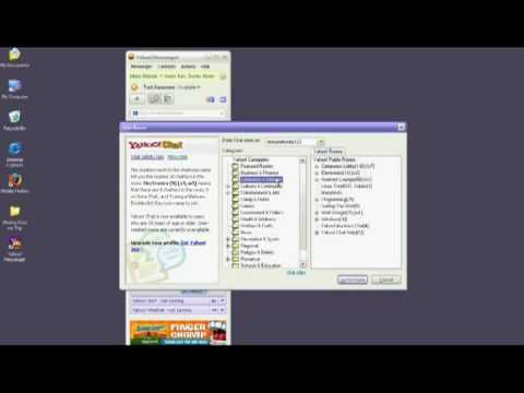 Internet Uses & Tools : How To Add A Yahoo! Chat Room To Your Favorites