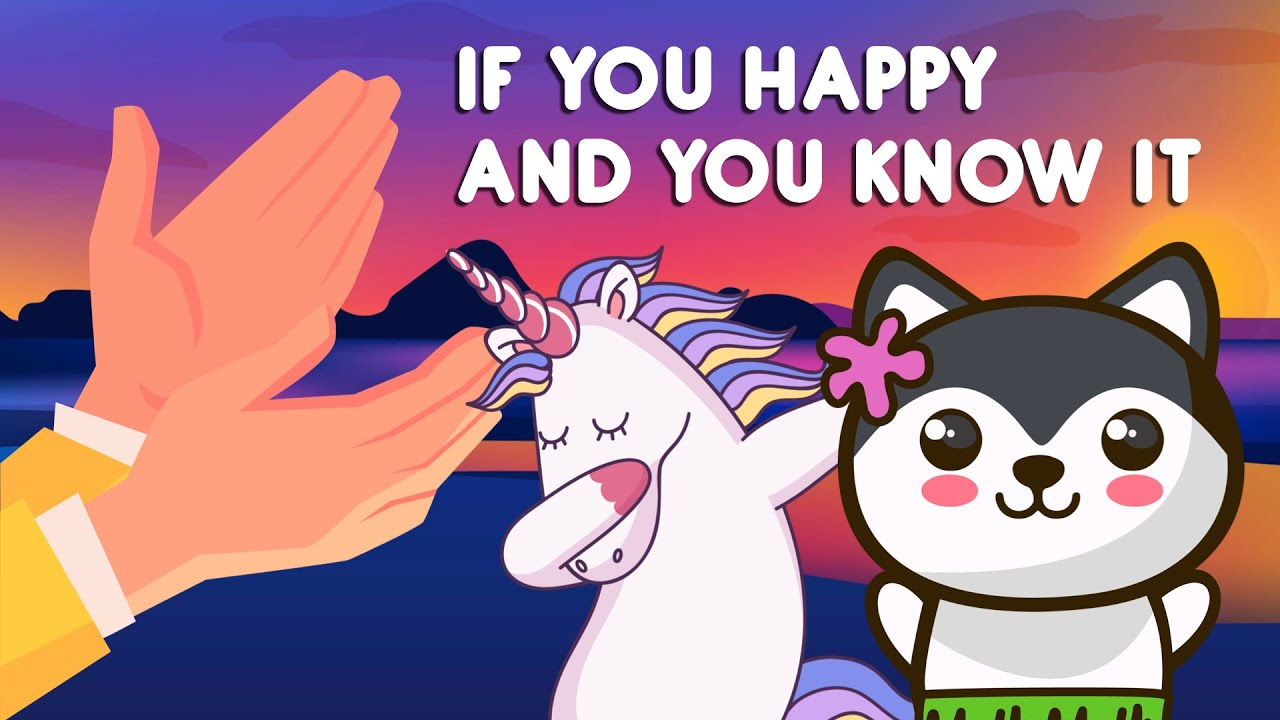 If You're Happy and You Know It   Nursery Rhymes Collection