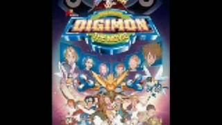 Repeat youtube video All My Best Friends Are Metalheads-Digimon the Movie 01