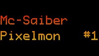 Minecraft Mc-Saiber Pixelmon #1