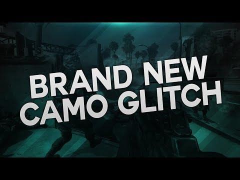 BRAND NEW CAMO GLITCH - After Patch BO4 Camo Glitch