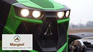[VIDEOTUTORIAL] Come funziona la trasmissione robotizzata RCshift sul Deutz-Fahr 6215 Agrotron