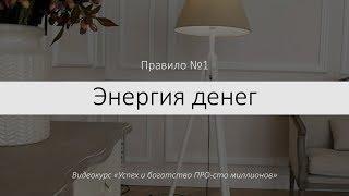 Видеокурс «Успех и богатство ПРО-сто миллионов» — Энергия денег / Александр Панфилов