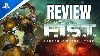 F.I.S.T.: Forged In Shadow Torch PS5 Review - The Final Verdict (Video Game Video Review)