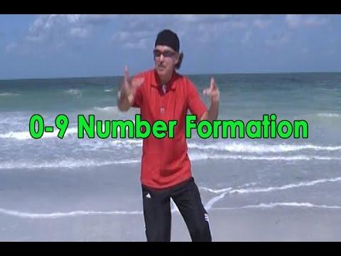 Numbers Song | Numbers for Preschoolers | Numbers for Kindergarten | Jack Hartmann