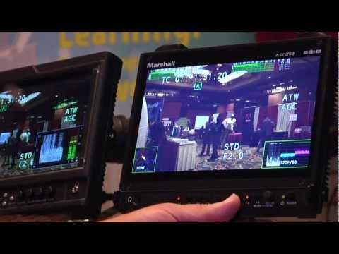 WEVA News: Marshall Electronics Orchid Monitors