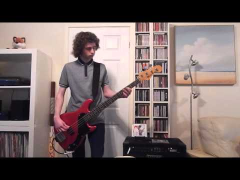 David Bowie - Ashes To Ashes (Bass Cover)