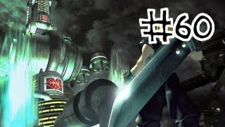 let s play final fantasy vii part 60 great glacier and alexander materia