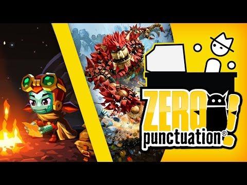Knack 2 & Steamworld Dig 2 (Zero Punctuation)