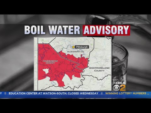 Penn American Water Awaiting Results After Taking 2nd Water Sample