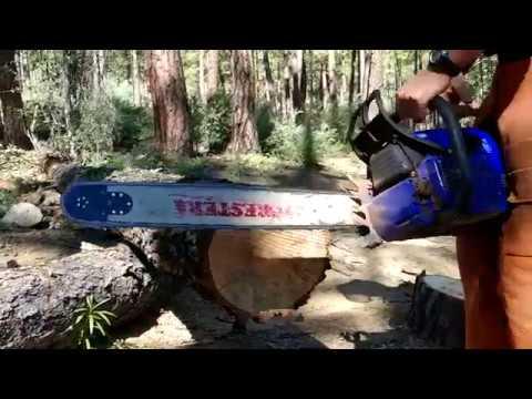 Farmertec G660 chainsaw