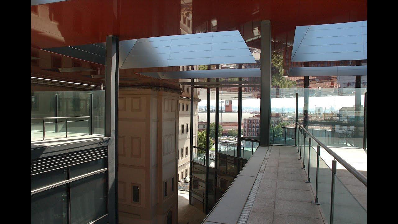 Museo Reina Sofia.Museo Reina Sofia Presentacion Introduction Youtube