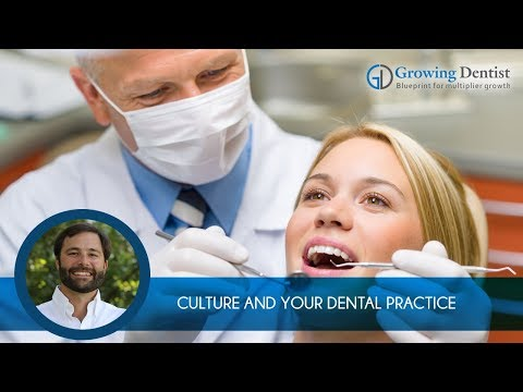 CULTURE AND YOUR DENTAL PRACTICE: Growing Dentist Podcast Show 20  : DR. BEN KACOS